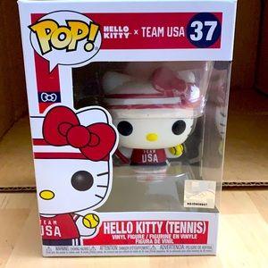 Funko Hello Kitty  x Team USA Tennis